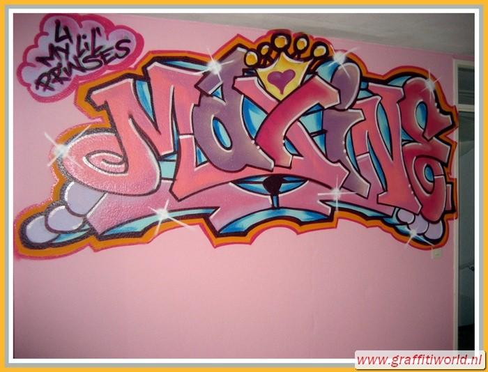 Kinderkamer Ideeen Auto : GRAFFITI KINDERKAMER....De mooiste en ...